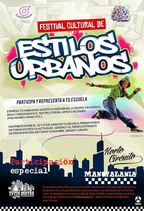 Manovalanza Estilos UrbanoS
