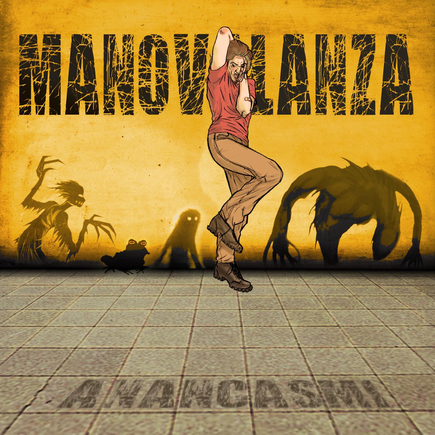 Anancasmi Album Manovalanza